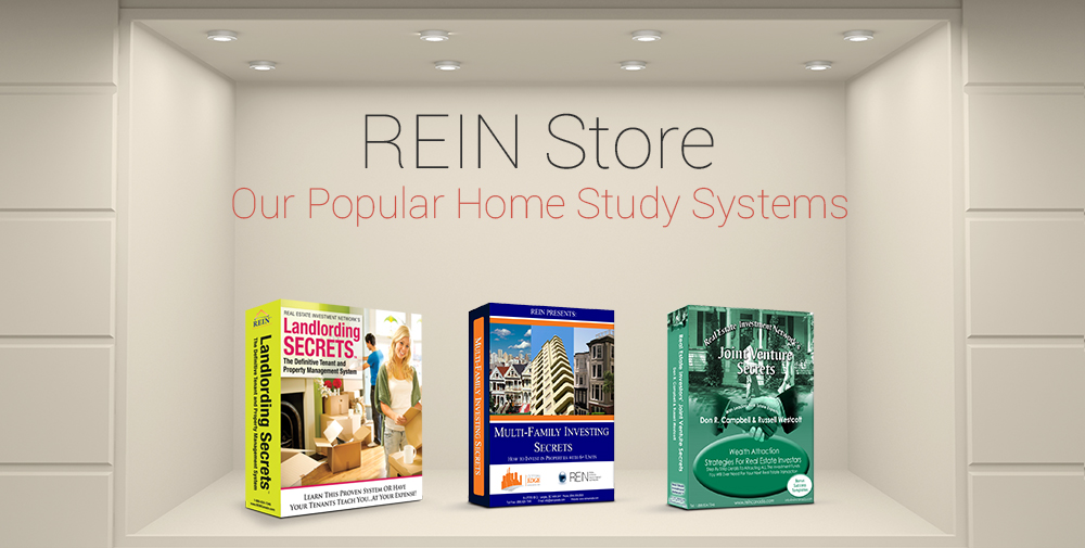 Click Here To Order REIN™ Books